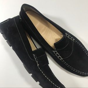 Cole Haan Women's loafers size 10 suede black